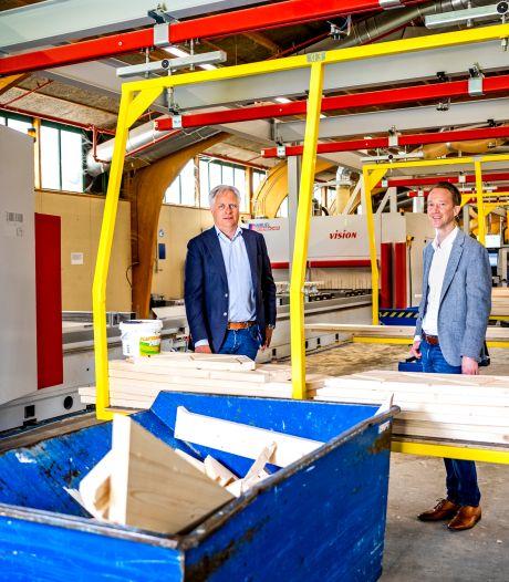Met handwerk en hightech computers maakt VIOS 21.000 trappen per jaar en die worden steeds mooier