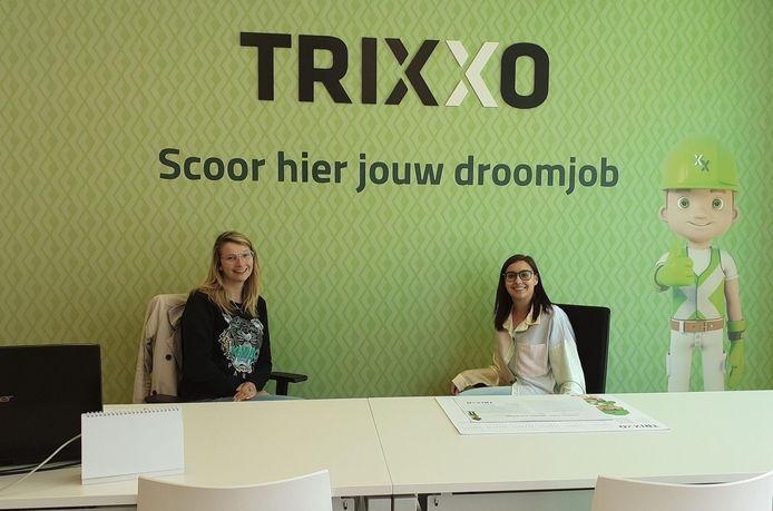 Het nieuwe kantoor in Kortrijk.