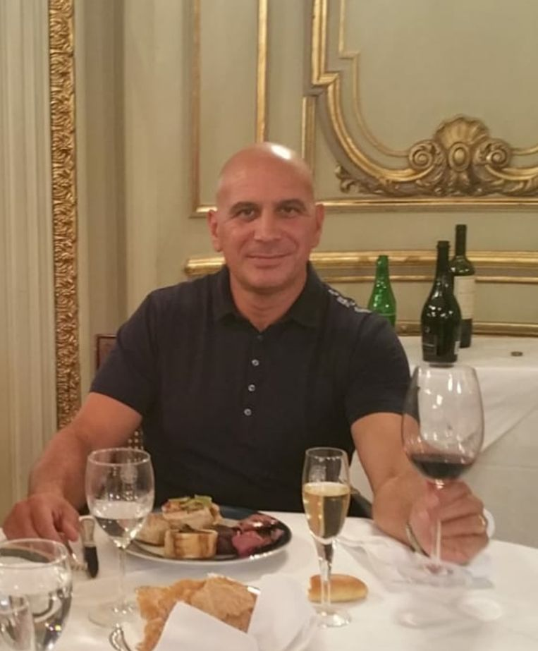 Rino De Santis (55) Beeld
