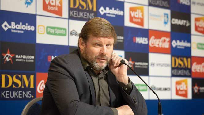 """Hein Vanhaezebrouck stoort zich aan Croky Cup zonder VAR: """"Dit is amateuristisch"""""""