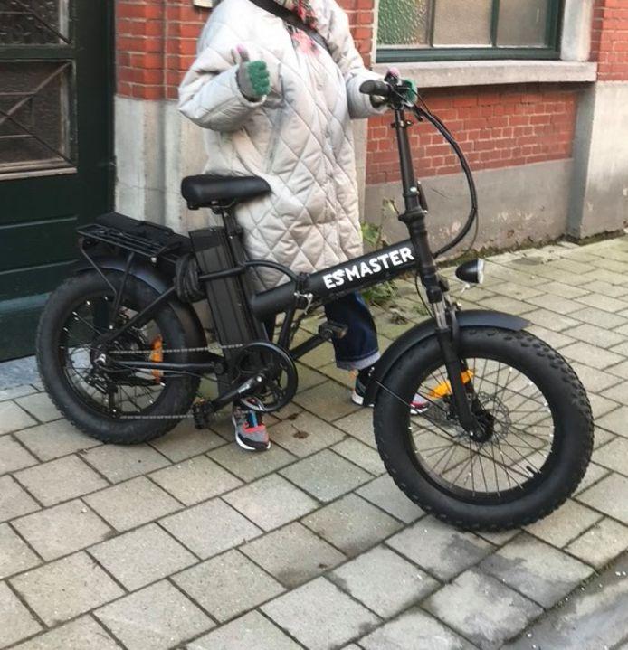 Twee van deze fietsen werden afgelopen nacht gestolen