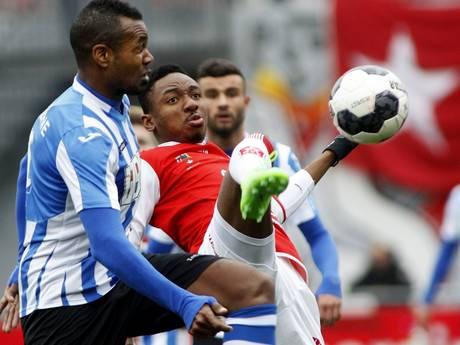 FC Eindhoven pakt punt in enerverend potje bij MVV