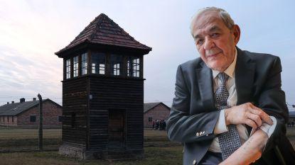 """Antwerpse Auschwitz-overlevende Ignatz Scheiner (93) getuigt: """"Ik ontsnapte aan de gaskamer door te liegen tegen Mengele"""""""