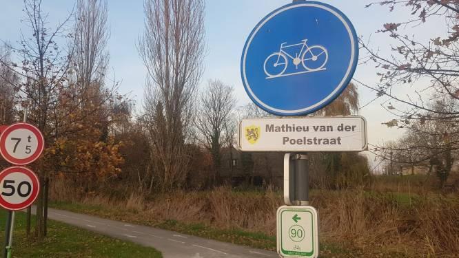 Mathieu van der Poel heeft nu ook in Vlaanderen zijn eigen straat (toch als het aan zijn fans ligt)