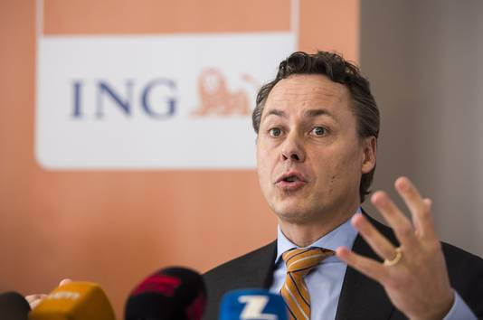 ING-baas Ralph Hamer verdient te weinig, meent de Raad van Commissarissen van ING. Vandaar dat hij straks zijn salaris ziet verdubbelen