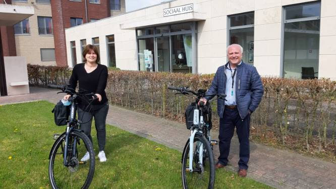 OCMW koopt elektrische fietsen aan voor sociale dienst