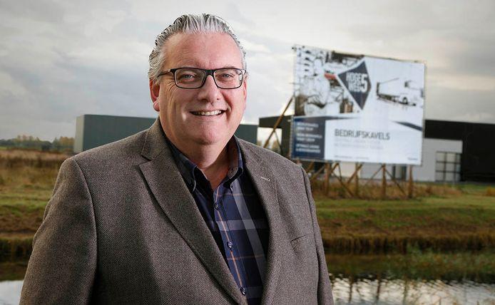 Wethouder Jean-Paul Hageman van Hulst.