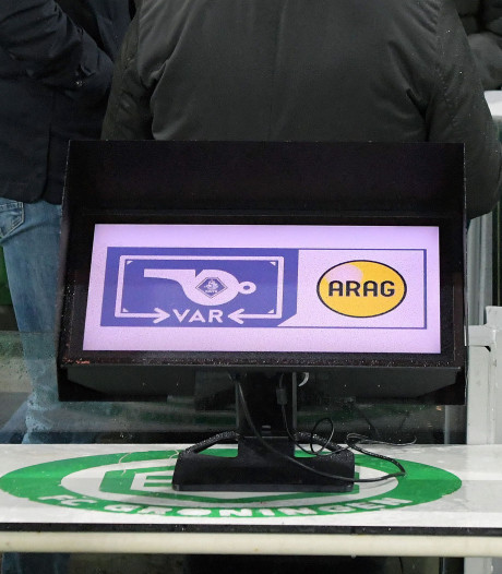 VAR ingevoerd in knock-outfase Champions League