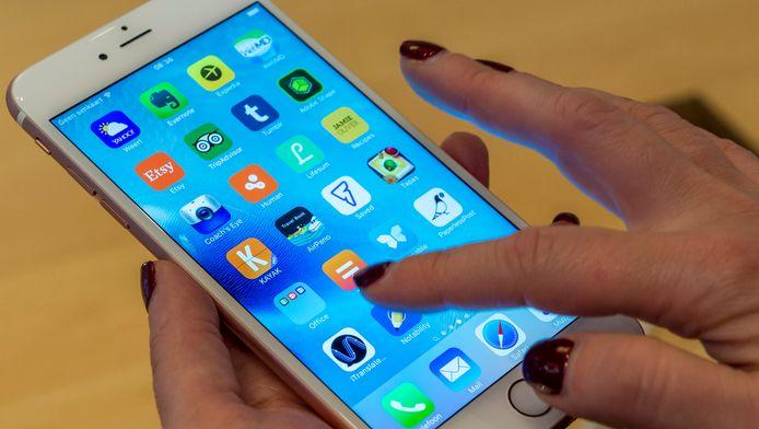 Apple gaat de accu kosteloos vervangen
