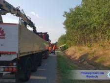 Busongeluk Noord-Duitsland: 16 gewonden