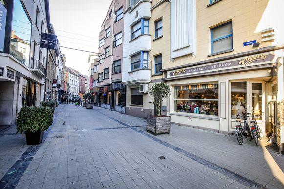 De Madridstraat is aan revival bezig