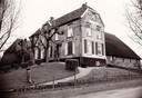 De Plezenburg, zoals die er vroeger uitzag, vermoedelijk in de jaren zeventig.