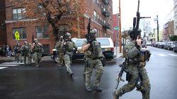 Zes doden bij urenlange schietpartij in Jersey City