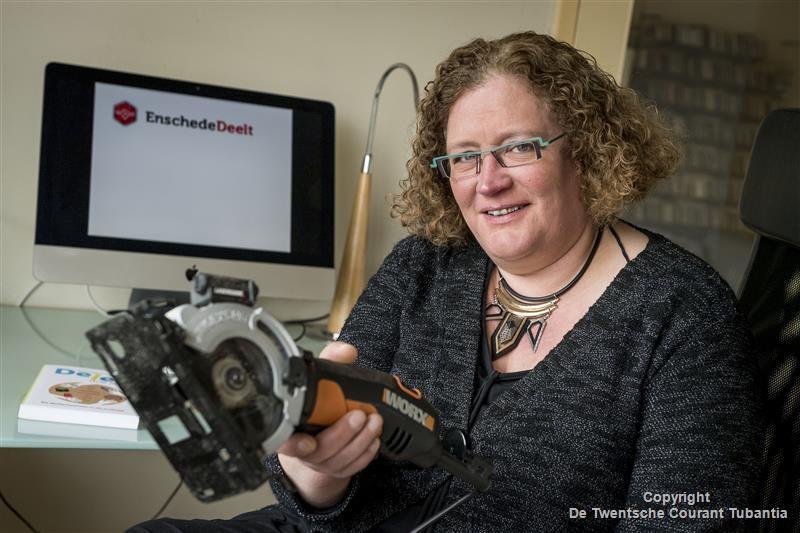 Duurzaamheidsdeskundige Wilma Stegink