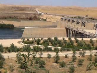 VS voerde 9 luchtaanvallen uit bij dam in Irak