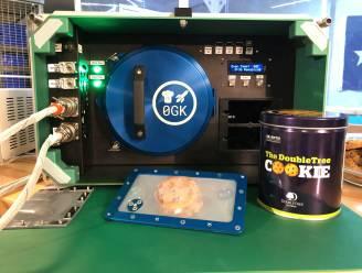 Eerste koekjes in de ruimte: astronauten op ISS krijgen een oven voor bakexperiment