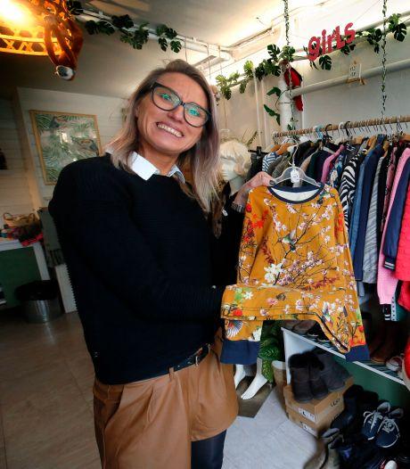 Gorcumse verwezenlijkt haar droom met een eigen kinderkledingwinkel in haar garage
