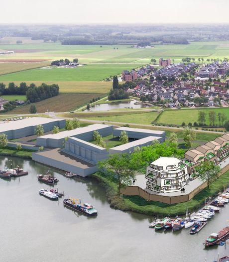 Waterlinie Werelderfgoed? Schrap die flat langs Afgedamde Maas, waarschuwen adviseurs UNESCO