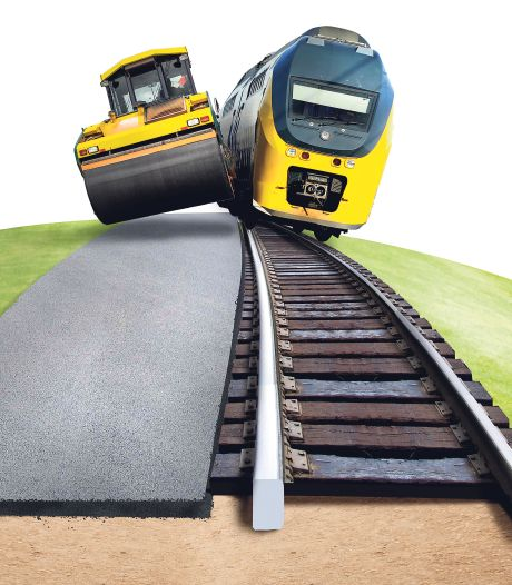 Is nieuw asfalt nog nodig nu thuiswerken de norm is? Partijen zijn verdeeld