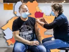 KAART | 'Donkerrood' Staphorst telt meer besmettingen dan Zwolle en Deventer samen