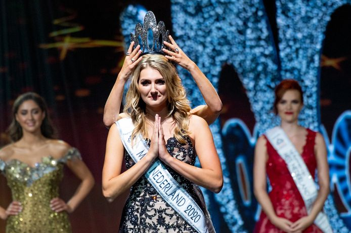 Denise Speelman werd in augustus gekroond tot Miss Nederland