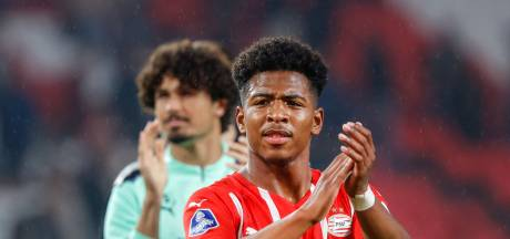 FC Twente informeert naar PSV-verdediger Shurandy Sambo