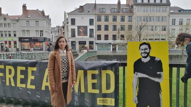 Amnesty en 73 andere organisaties eisen onmiddellijke vrijlating van Ahmed Samir Santawy