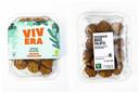 Vivera Vegan Falafel en Vegetarische Basis Falafel