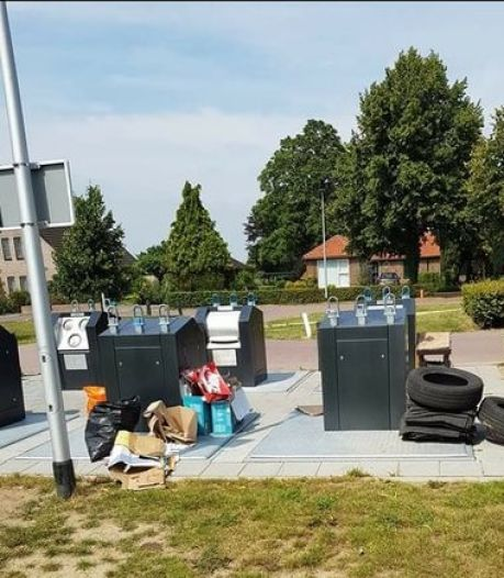Actie tegen afvaldumpingen en volle containers in Bronckhorst: cameratoezicht steeds dichterbij