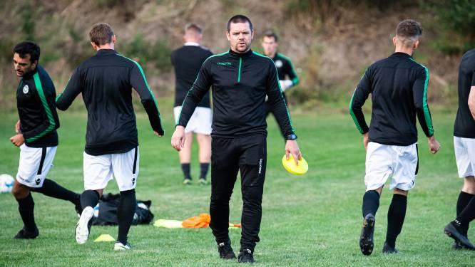 """Coach Tom Soetaers hervat de trainingen met SC Out-Hoegaarden: """"Plaats in de linkerkolom is een gezonde ambitie"""""""