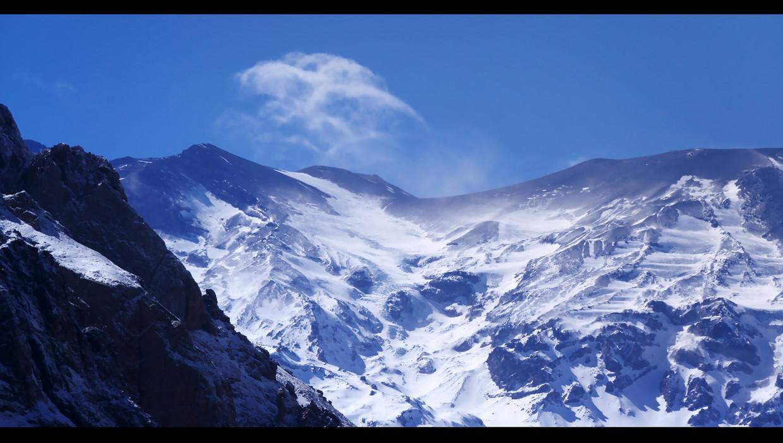 De machtige Andes speelt een hoofdrol in La Cordillera de los Sueños. Beeld La Cordillera de los Suenos (The Cordillera of dreams)