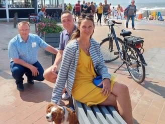 """Stad test bloembakken en 'golvende' zitbanken op Zeedijk: """"Als ze in de smaak vallen, zetten we er nog meer"""""""