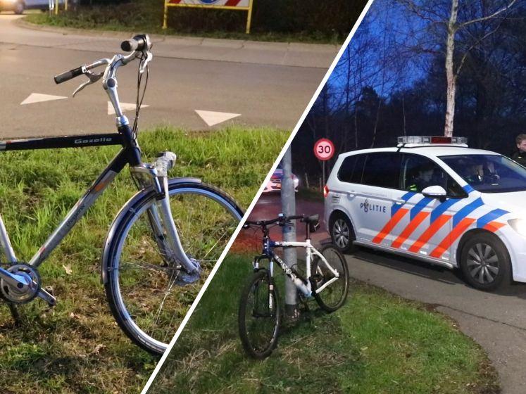 Overval Vaassen: politiehelikopter cirkelt boven Zwarteweg