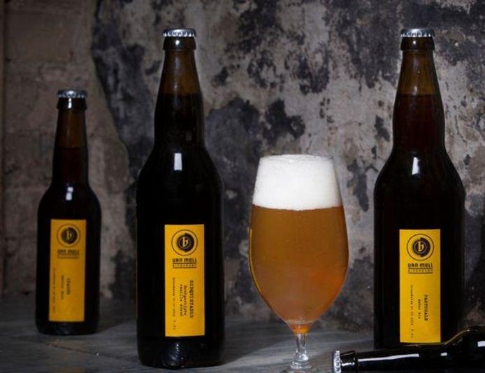 Bieren van Van Moll. Foto Vanmolleindhoven.nl