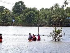 Sallandse pastor Thomas beleeft ramp in India: 'Het water kwam onverwacht'