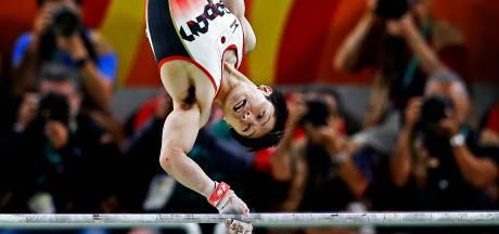 Turnlegende Uchimura voor vierde keer naar Spelen