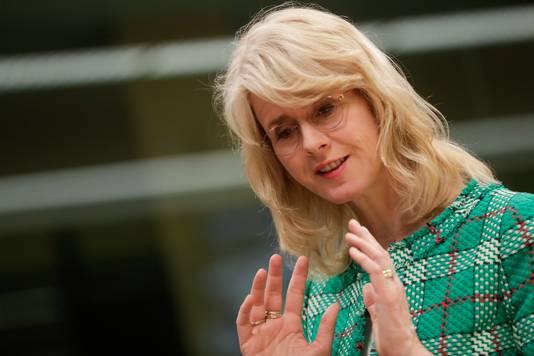 De ontslagen staatssecretaris Mona Keijzer