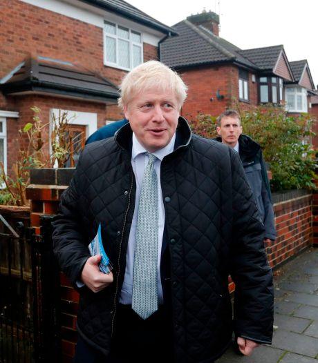 Peilingen: Johnson gaat aan kop
