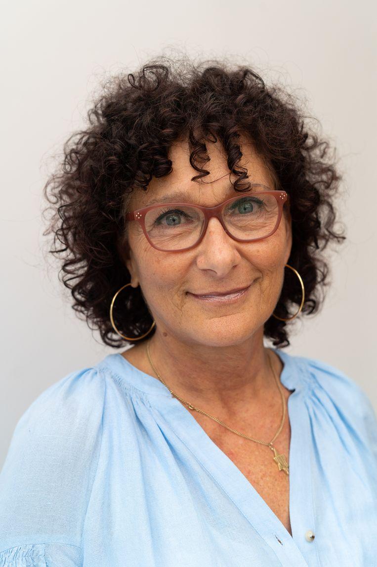 Judith Krant.  Beeld Birgit Bijl
