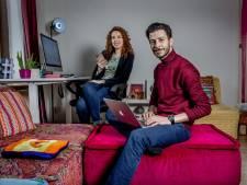 Kim en Yasser: 'We geven ongeveer 300 euro per maand uit aan eten'