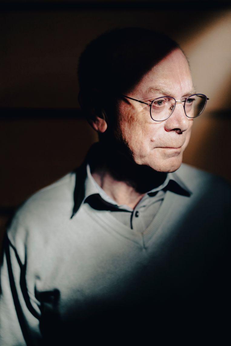 Herman Van Rompuy: 'Een van mijn spectaculairste verzoeningen vind ik nog altijd die met Wilfried Martens.' Beeld © Stefaan Temmerman