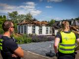 Huurder afgebrand hotel Wanneperveen moest weg, 'brandstichting op camera'