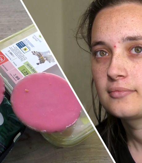 Rowena (23) at twee jaar alleen roze koeken en kipfilet: 'At ik iets wat niet kon, zwol alles op'