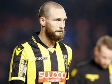 Vitesse wijst schikkingsvoorstel van vier wedstrijden voor Matavz af