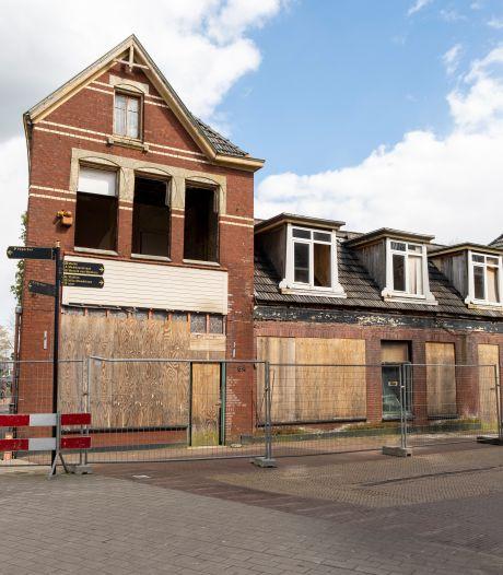 'Rotte kies' aan Meddosestraat in Winterswijk wordt gesloopt en maakt plaats voor 14 appartementen
