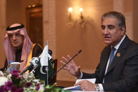 De Saudische minister van Buitenlandse Zaken Adel Al-Jubeir.