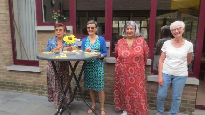 WZC Trappeniers neemt afscheid van vier werknemers met samen 128 jaar ervaring