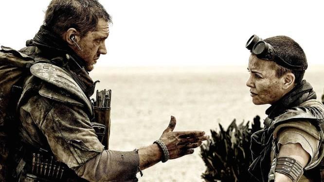 """Charlize Theron en Tom Hardy konden op set van 'Mad Max: Fury Road' niet door één deur: """"Ik had meer empathie moeten hebben"""""""