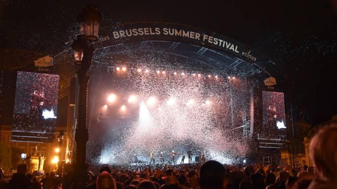 Brussels Summer Festival 2021 alsnog geannuleerd