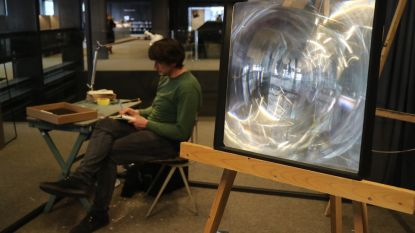 Eerste Van Eyck atelier in De Krook geopend